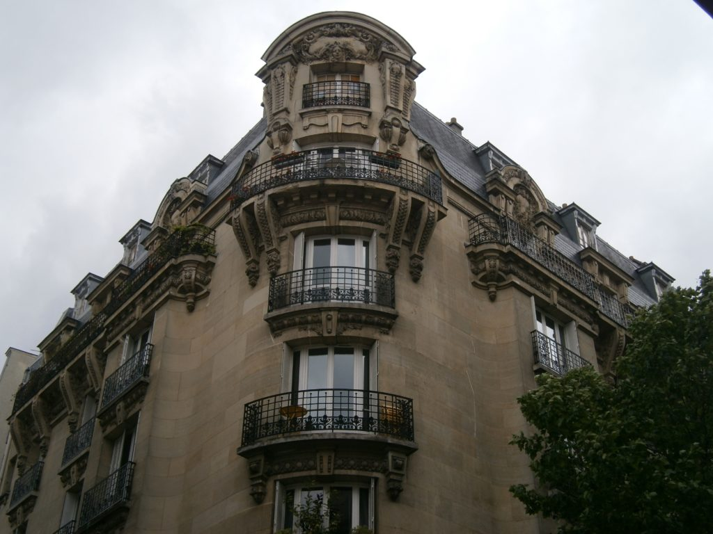 Architecture - Rue des Martyrs