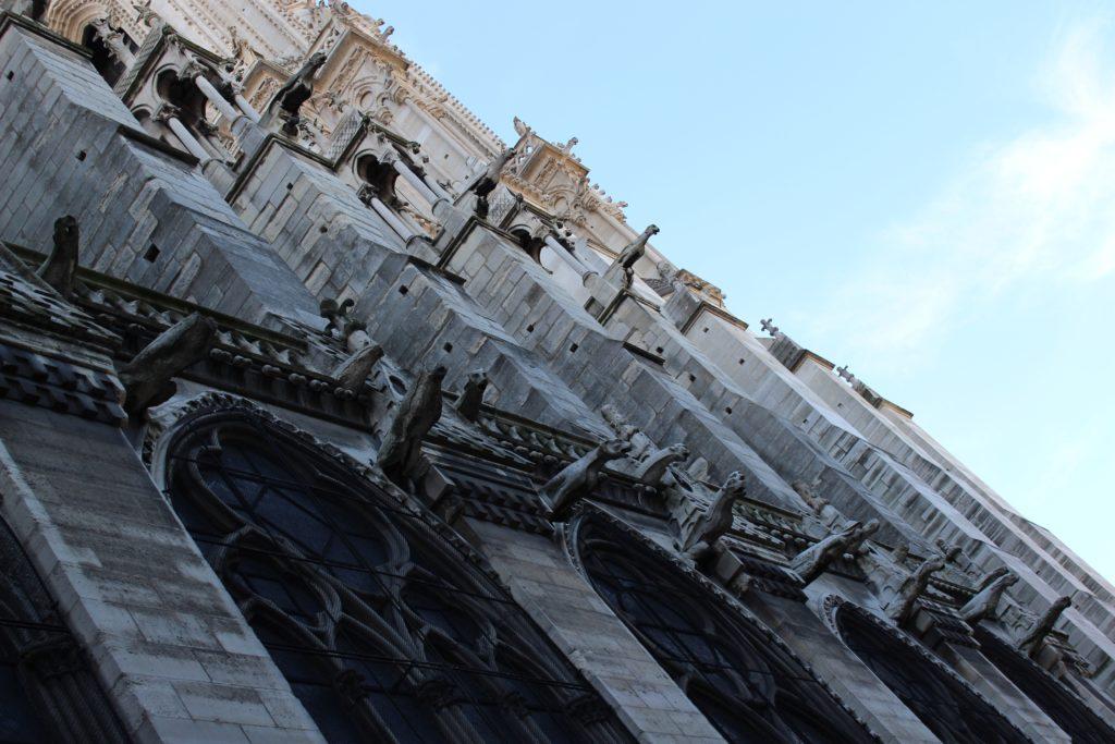 Gargouilles de la Cathédrale Notre-Dame de Paris