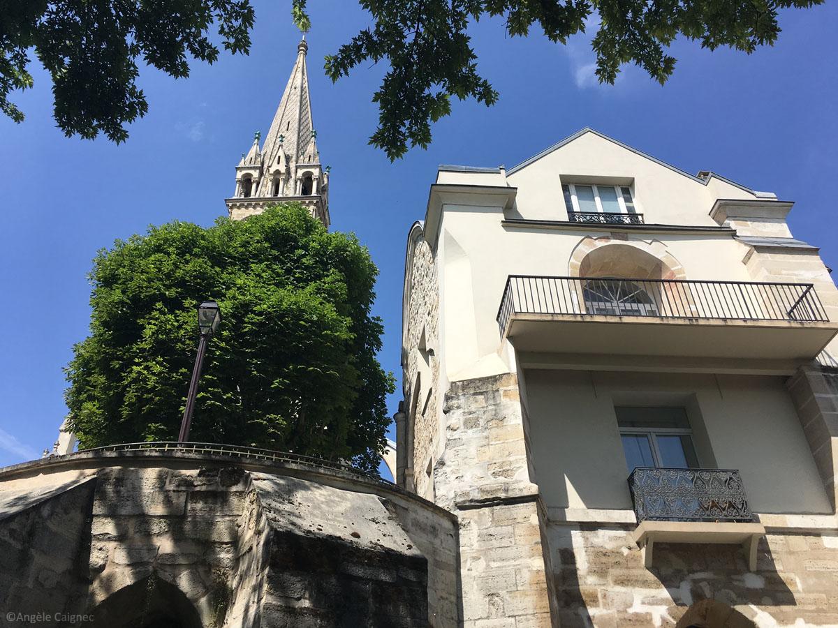 Bourg de Saint-Cloud
